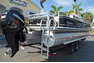 Thumbnail 12 for Used 2014 Regency Party Barge 254 XP3 boat for sale in West Palm Beach, FL