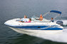 Thumbnail 1 for New 2014 Hurricane SunDeck SD 2000 OB boat for sale in West Palm Beach, FL