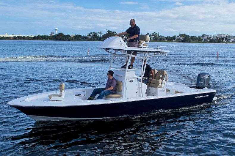 New 2017 Sportsman Masters 267 Bay Boat boat for sale in Miami, FL