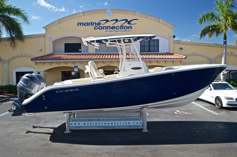 New 2017 Cobia 261 Center Console boat for sale in West Palm Beach, FL