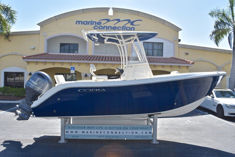 New 2017 Cobia 220 Center Console boat for sale in West Palm Beach, FL