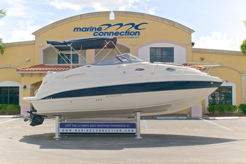 New 2013 Stingray 250 CS Cabin Cruiser boat for sale in West Palm Beach, FL