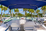 Thumbnail 27 for Used 2013 Hurricane SunDeck SD 2400 OB boat for sale in West Palm Beach, FL