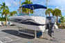 Thumbnail 5 for New 2015 Hurricane SunDeck SD 2400 OB boat for sale in West Palm Beach, FL
