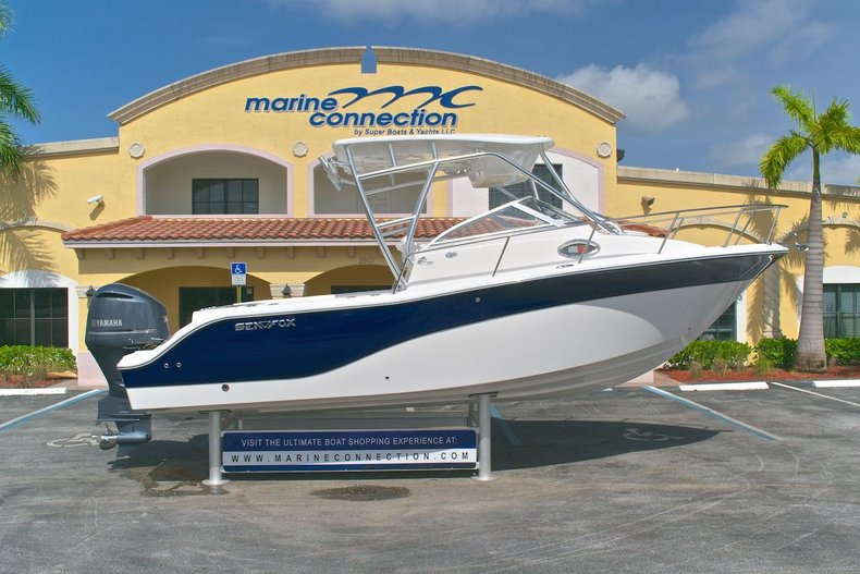 New 2013 Sea Fox 256 Voyager WA boat for sale in West Palm Beach, FL