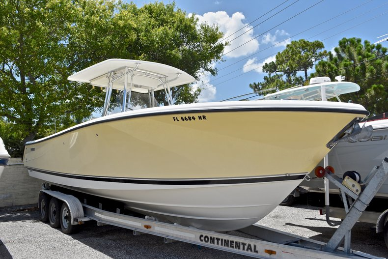 Used 2008 Pursuit C 310 Center Console Boat For Sale In West Palm Beach FL
