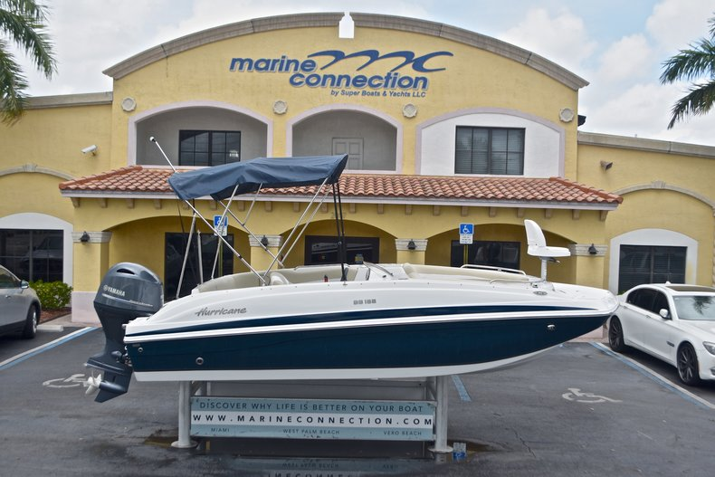 Photo for 2017 Hurricane 188 SunDeck Sport OB