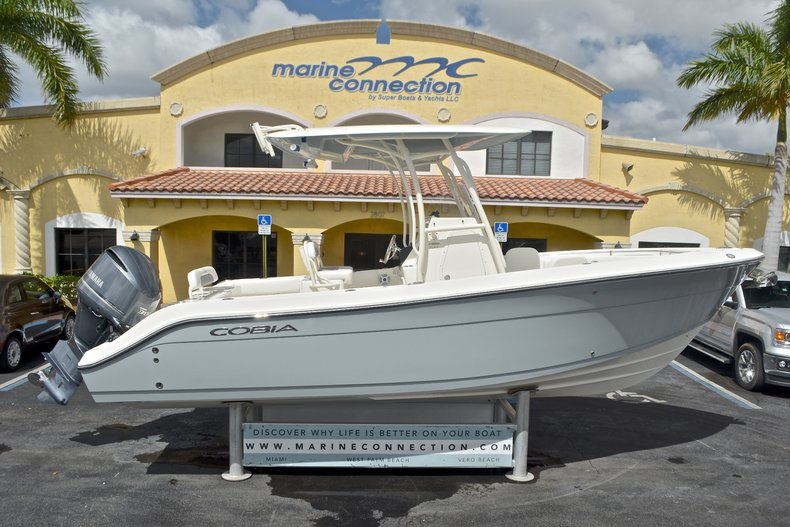 New 2017 Cobia 237 Center Console boat for sale in West Palm Beach, FL