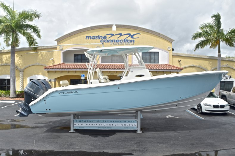 New 2017 Cobia 296 Center Console boat for sale in West Palm Beach, FL