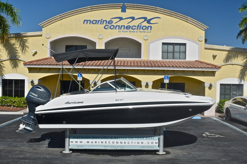 Photo for 2017 Hurricane SunDeck SD 187 OB