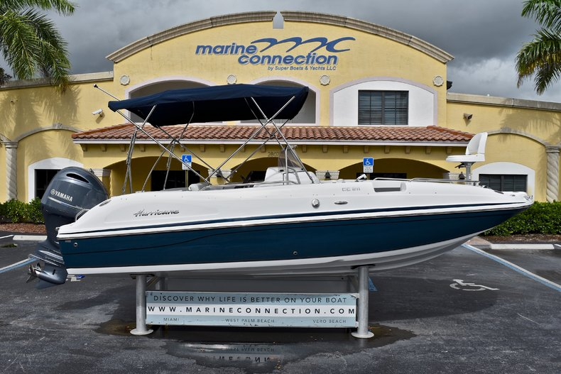 Photo for 2017 Hurricane 211 SunDeck Sport OB