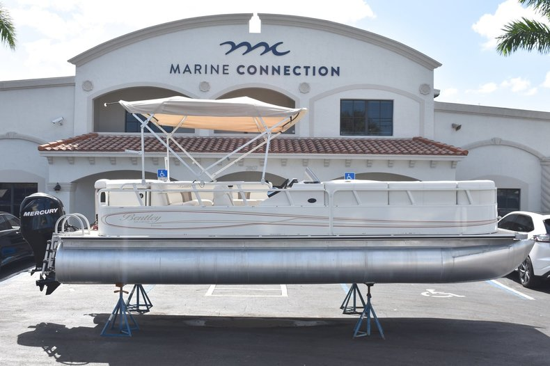 Used 2011 Bentley 240 Cruise boat for sale in West Palm Beach, FL