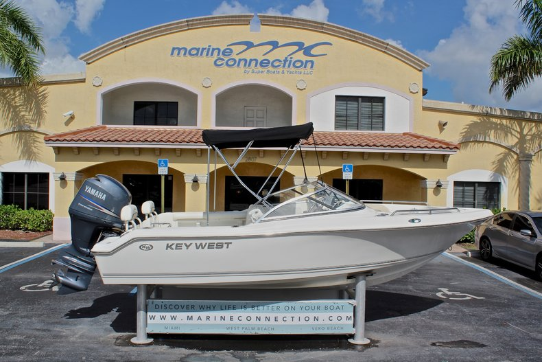 Photo for 2009 Key West 186 DC Dual Console