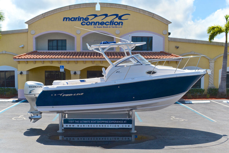 Sold pro line boats in west palm beach vero beach fl for Honda dealership west palm beach