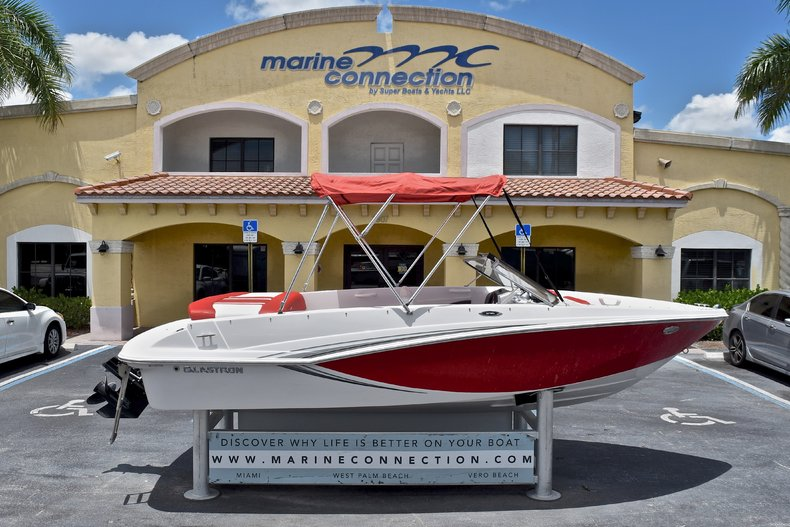 Used 2014 Glastron GT185 Bowrider boat for sale in Vero Beach, FL