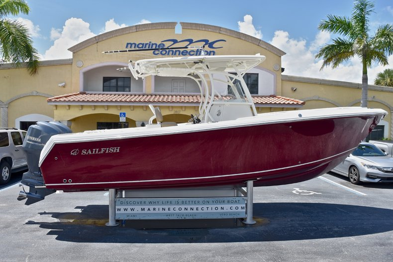 Photo for 2013 Sailfish 270 CC Center Console