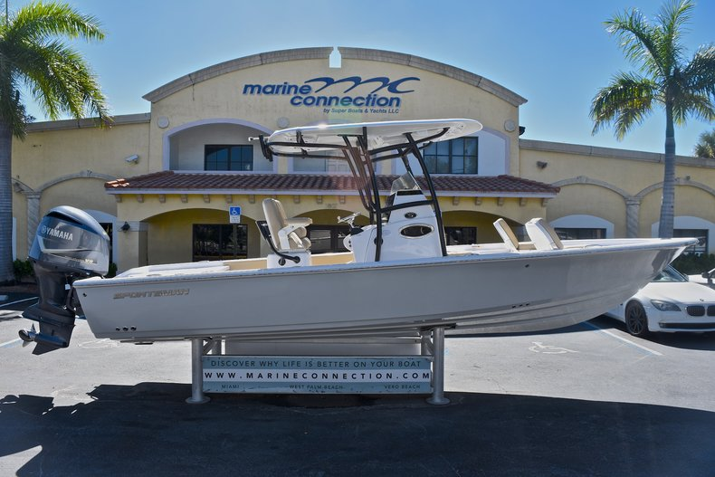 New 2018 Sportsman Masters 267 Bay Boat boat for sale in Islamorada, FL