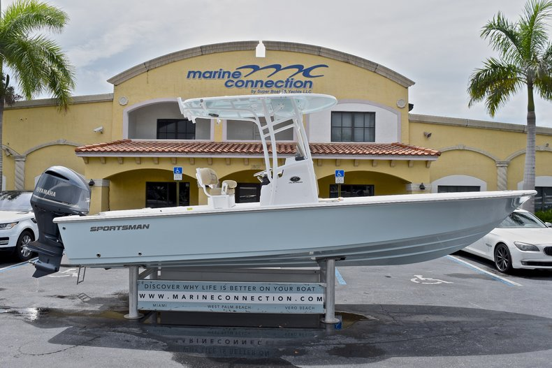 New 2018 Sportsman Masters 247 Bay Boat boat for sale in West Palm Beach, FL