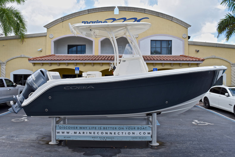 New 2018 Cobia 201 Center Console boat for sale in West Palm Beach, FL