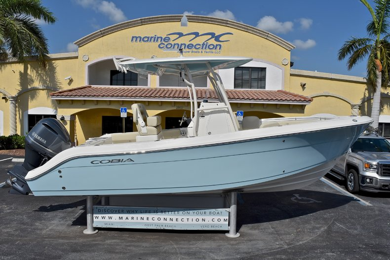New 2018 Cobia 237 Center Console boat for sale in West Palm Beach, FL