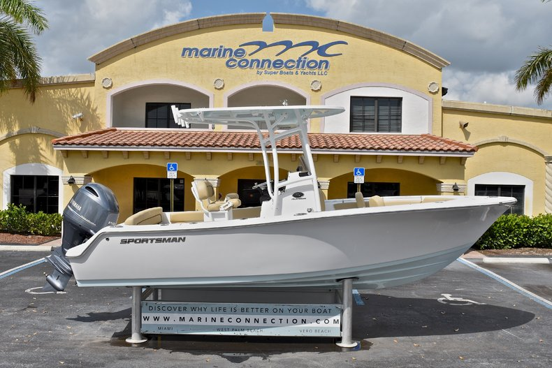 New 2018 Sportsman Heritage 211 Center Console boat for sale in Fort Lauderdale, FL