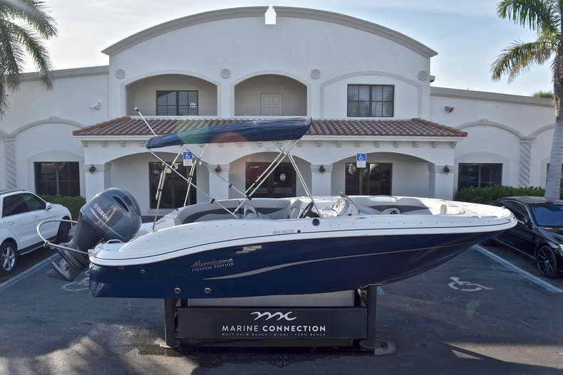 Photo for 2018 Hurricane 203 SunDeck Sport OB
