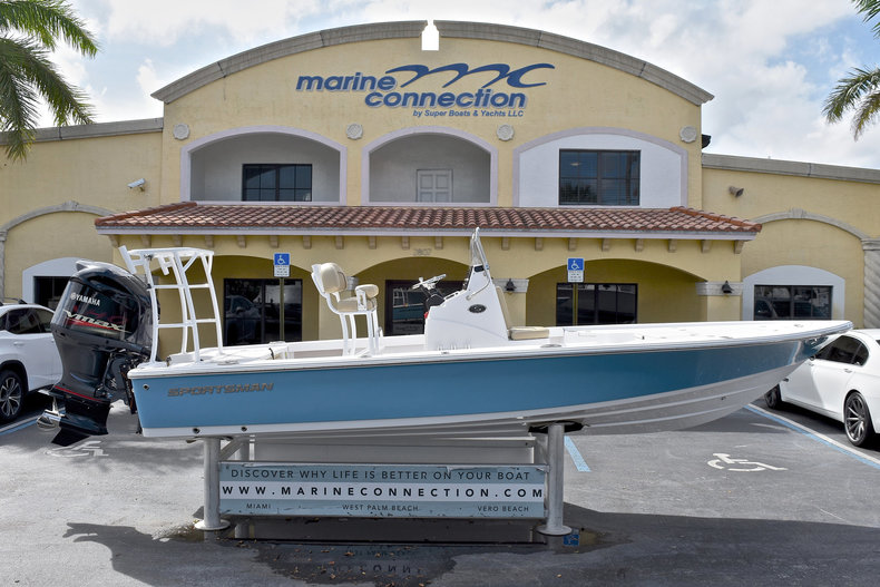 New 2018 Sportsman Tournament 214 Bay Boat boat for sale in Vero Beach, FL