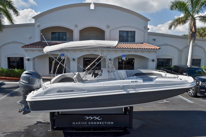 Photo for 2018 Hurricane 211 SunDeck Sport OB