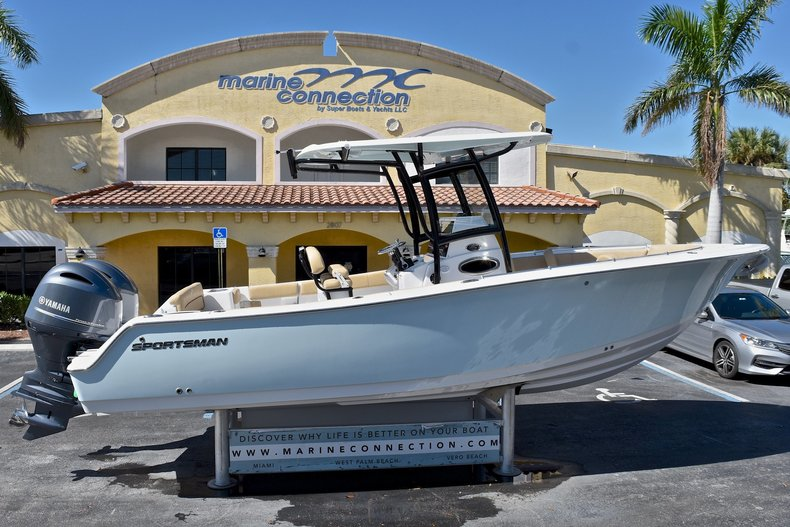 New 2018 Sportsman Heritage 251 Center Console boat for sale in West Palm Beach, FL