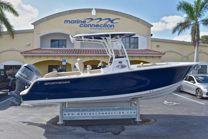 New 2018 Sportsman Heritage 241 Center Console boat for sale in West Palm Beach, FL