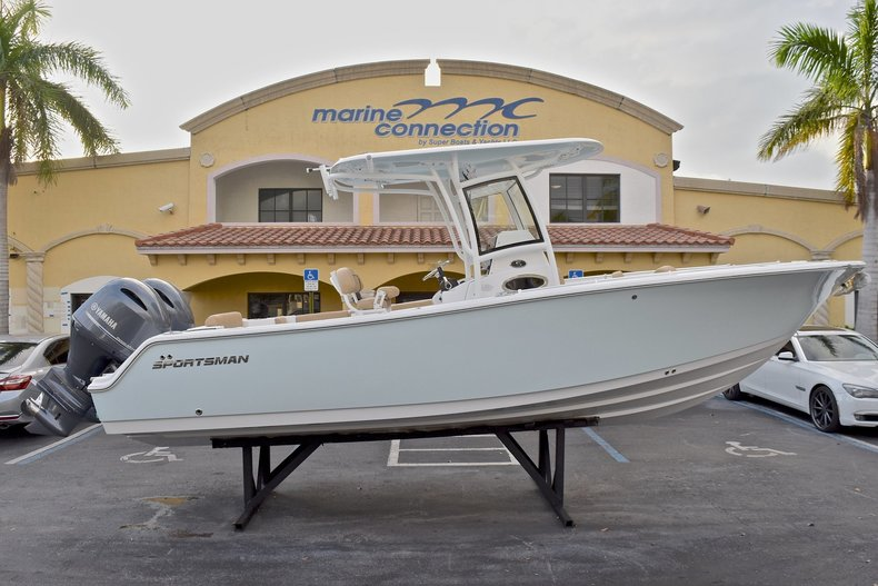 New 2018 Sportsman Open 252 Center Console boat for sale in West Palm Beach, FL