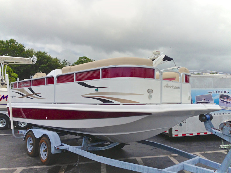 New 2013 Hurricane FunDeck FD 216 OB boat for sale in West Palm Beach, FL