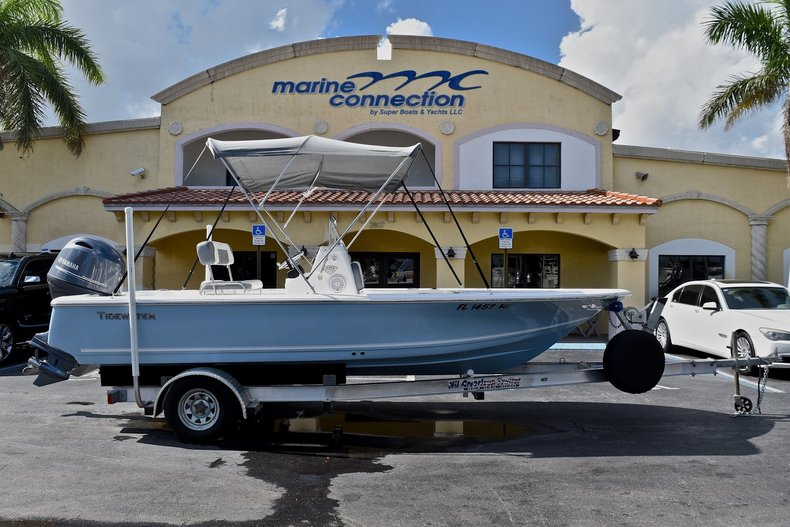 Used 2017 Tidewater 1910 Bay Max boat for sale in West Palm Beach, FL