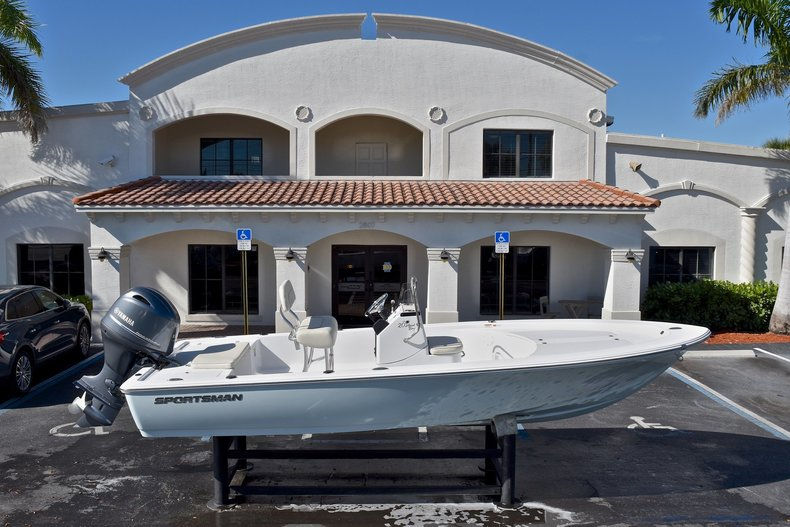 New 2018 Sportsman 20 Island Bay boat for sale in West Palm Beach, FL