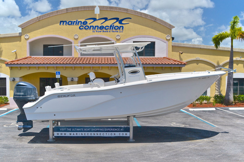 Used 2013 Sea Fox 256 Center Console boat for sale in West Palm Beach, FL