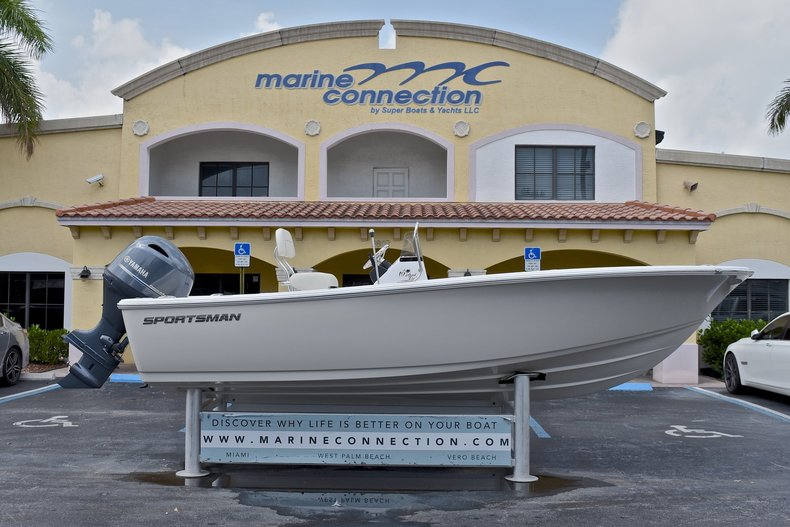 New 2018 Sportsman 19 Island Reef boat for sale in Vero Beach, FL
