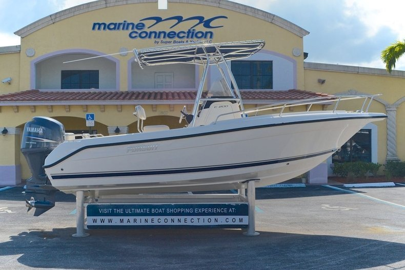 Used 2012 Pursuit C 200 Center Console boat for sale in West Palm Beach, FL