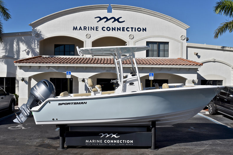New 2018 Sportsman Open 212 Center Console boat for sale in West Palm Beach, FL