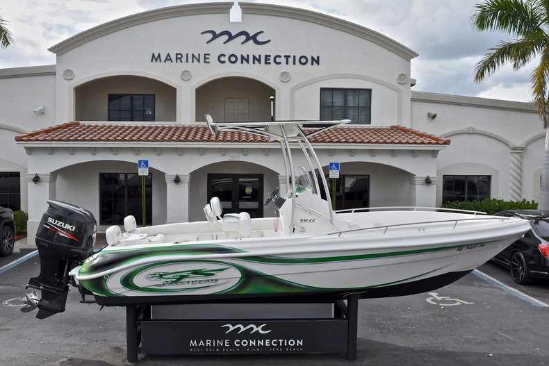 Used 2014 Glasstream 221 Center Console boat for sale in West Palm Beach, FL