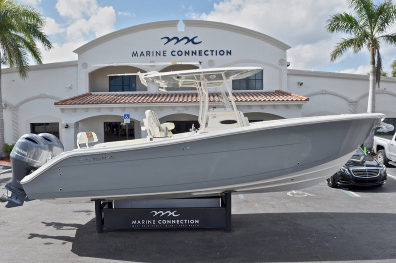 New 2018 Cobia 277 Center Console boat for sale in West Palm Beach, FL