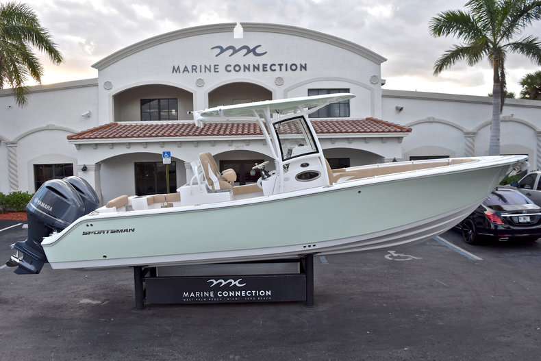 New 2018 Sportsman Open 282 TE Center Console boat for sale in West Palm Beach, FL