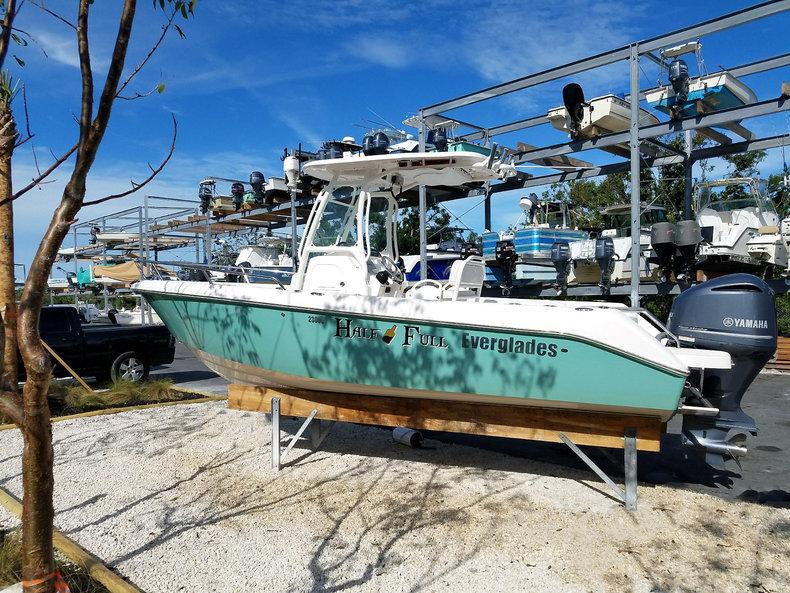 Used 2015 Everglades 230 CC Center Console boat for sale in Islamorada, FL
