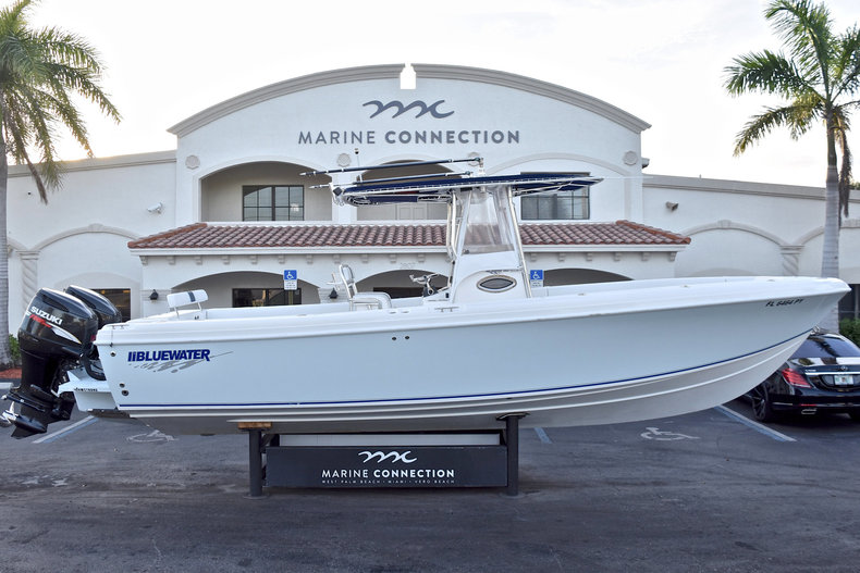 Used 2005 Bluewater 2850 CC Center Console boat for sale in West Palm Beach, FL