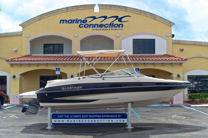 Used 2005 Glastron GX 205 Bowrider boat for sale in West Palm Beach, FL