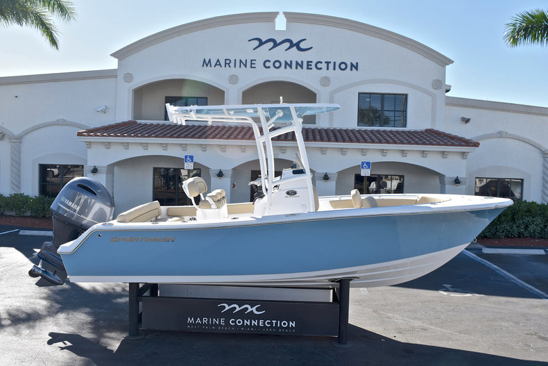 New 2018 Sportsman Heritage 211 Center Console boat for sale in Islamorada, FL