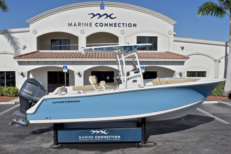 New 2018 Sportsman Open 232 Center Console boat for sale in Fort Lauderdale, FL