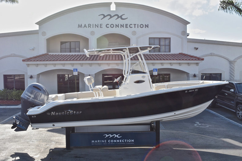 Used 2016 NauticStar 2302 Legacy CC boat for sale in West Palm Beach, FL