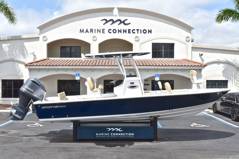 New 2018 Sportsman Masters 247 Bay Boat boat for sale in Vero Beach, FL