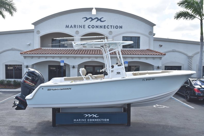 Used 2017 Sportsman Heritage 231 Center Console boat for sale in West Palm Beach, FL
