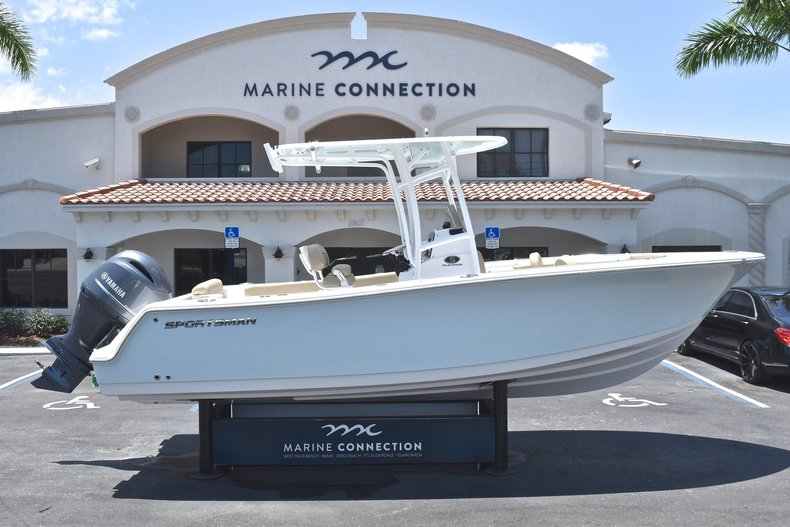 New 2018 Sportsman Open 232 Center Console boat for sale in West Palm Beach, FL